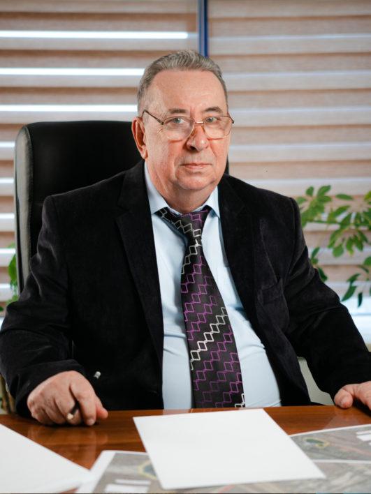 Директор ТОО Анатолий Иванович Быков
