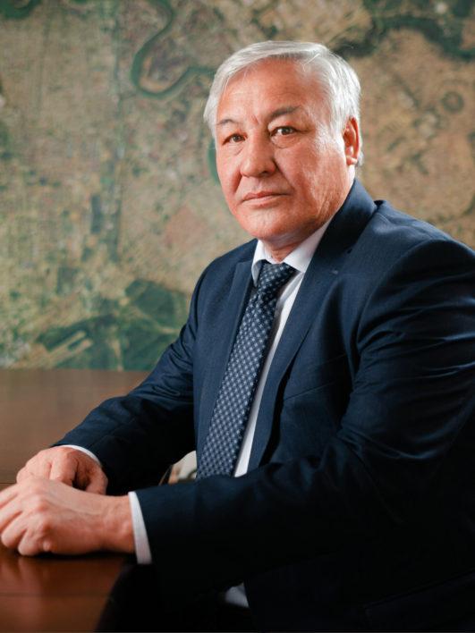 Генеральный директор ТОО Атырауинжстрой Адильбек Исагалиевич Нурлугужиев